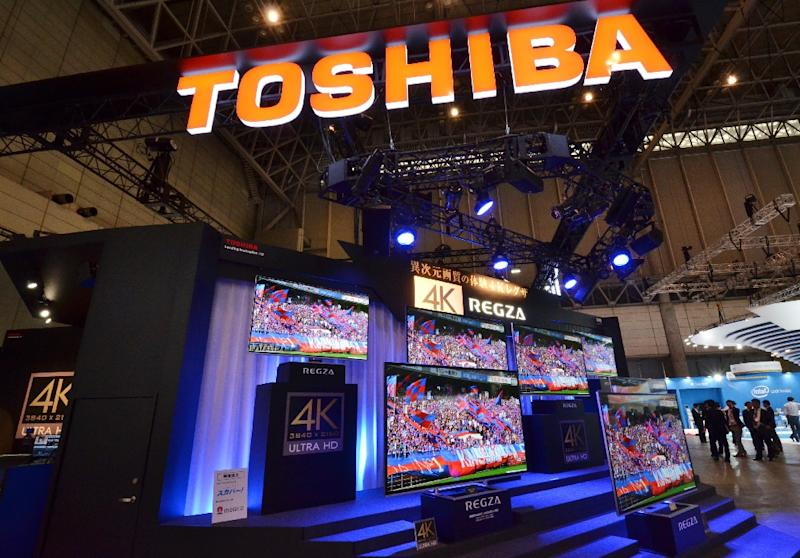 Struggling Toshiba is giving up its TV business