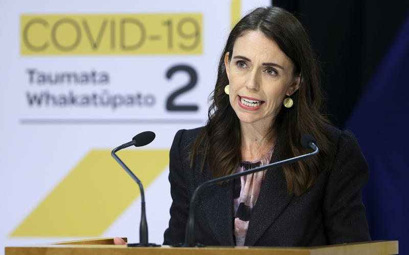 New Zealand Prime Minister Jacinda Ardern has said the death was 'devastating'. Source: AP