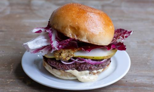 Fair game? A burger recipe made from 'ethical' meat