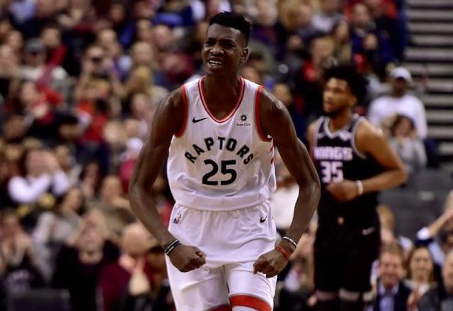 TORONTO — The Toronto Raptors have upgraded the contracts of two of their depth forwards.The Raptors announced on Sunday that the club has signed Canadian Chris Boucher and Malcolm Miller to standard NBA contracts. Terms of both deals were not disclosed.Boucher and Miller were previously playing on two-way player contracts and have spent time with the Raptors' G-League affiliate.Boucher is averaging 3.9 points, 1.8 rebounds and 5.6 minutes in 16 games with the Raptors this season.In 23 games with Raptors 905 of the NBA G League, the Montreal native averaged 27.6 points, 11.1 rebounds, 4.0 blocks and 33.5 minutes — highlighted by a 47-point performance in December against Oklahoma City. The six-foot-seven Miller is averaging 8.2 points, 2.5 rebounds and 22.8 minutes in six games this season with Raptors 905.He missed the first 28 games with a torn labrum in his right shoulder sustained while playing for the Raptors' entry at NBA Summer League in Las Vegas. The Canadian Press