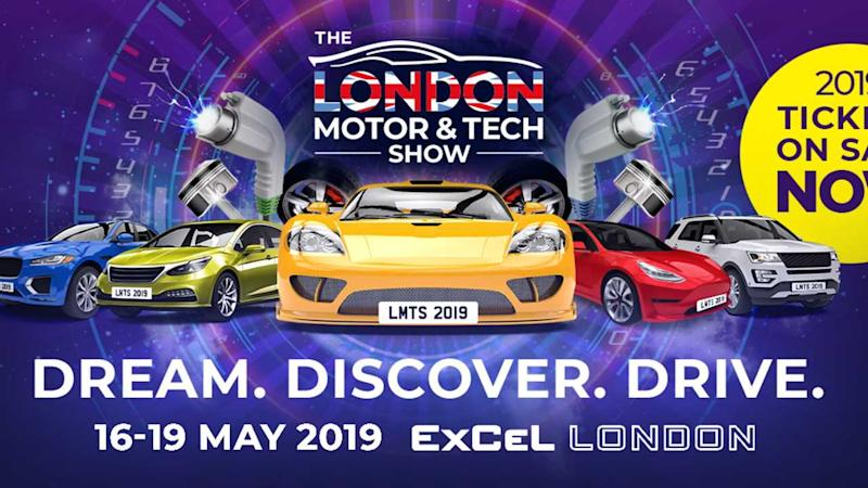 London Motor Cars >> Your Car Could Be The Star Of The London Motor Show