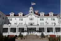 "<p>Thanks to <span class=""redactor-unlink"">Stanley Kubrick</span> and Stephen King, this place might give off some creepy vibes at first glance, but the Stanley Hotel still stands as an Estes Park icon. Even if you hated <em>The Shining</em>, it's hard to deny the beauty of the stately structure against a gorgeous backdrop of Colorado mountains.<br></p><p><strong><span class=""redactor-unlink"">EXPLORE NOW</span>:</strong> <a href=""https://www.tripadvisor.com/Hotel_Review-g60945-d83189-Reviews-Stanley_Hotel-Estes_Park_Colorado.html"" rel=""nofollow noopener"" target=""_blank"" data-ylk=""slk:Stanley Hotel"" class=""link rapid-noclick-resp"">Stanley Hotel</a></p>"