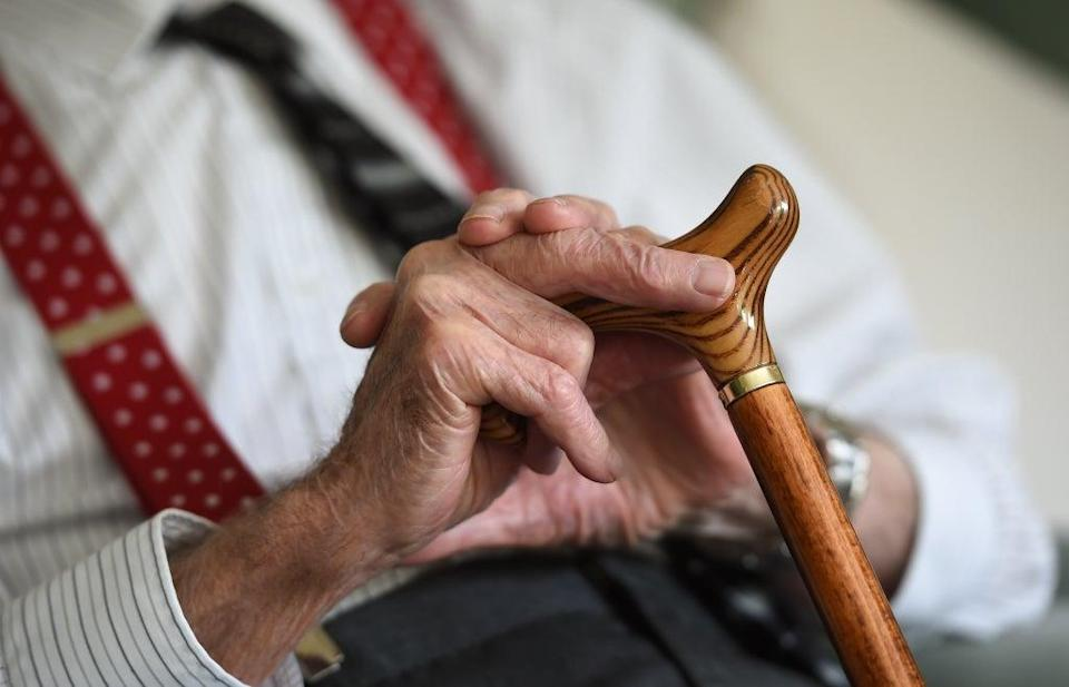 The link between state pension increases and wage growth has been severed for a year (Joe Giddens/PA) (PA Archive)