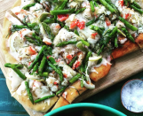 """<p>Cook it with your date, treat your family, or, hell, make it all for yourself. Lobster is a beautiful, beautiful thing.</p><p>Here's <a href=""""https://www.menshealth.com/nutrition/a19522272/grill-crispy-lobster-and-asparagus-tarts/"""" rel=""""nofollow noopener"""" target=""""_blank"""" data-ylk=""""slk:the recipe"""" class=""""link rapid-noclick-resp"""">the recipe</a>.</p>"""