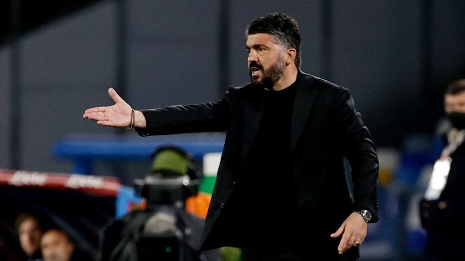 Gattuso, Napoli   Soccrates Images/Getty Images