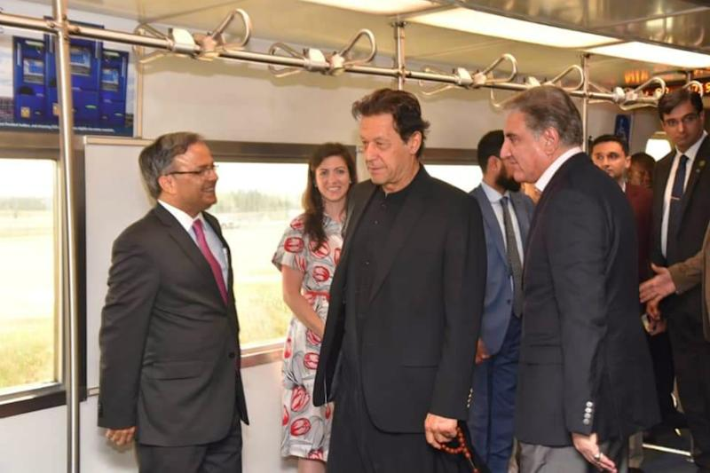 In Major Snub, No Big Welcome for Imran Khan in US, Received by His Own Foreign Minister Instead