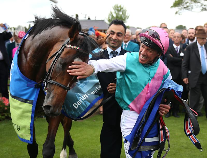 Frankie Dettori is looking to guide Enable to a historic third Prix de l'Arc de Triomphe - a feat no horse has ever achieved.