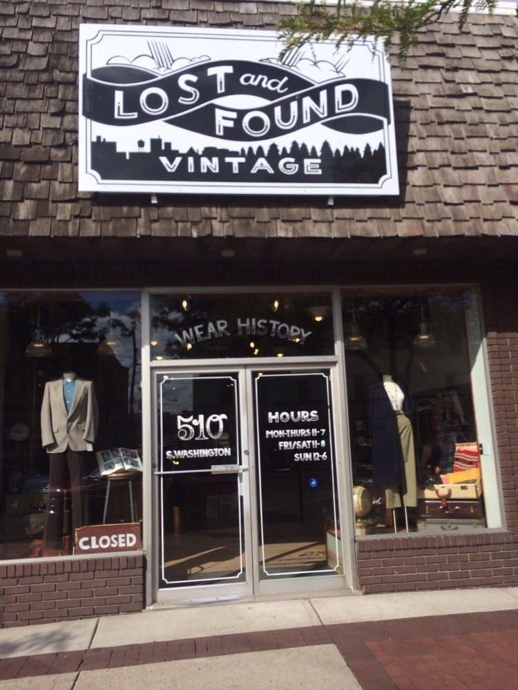 """<p>""""If you love vintage you will fall in love with this store. They have lots of cool jewelry, a women's sections & also a men's section just as large. I loved that their pieces have the era they are from (60s, 70s, etc) written on the tag."""" <a href=""""https://www.yelp.com/biz/lost-and-found-vintage-royal-oak"""" rel=""""nofollow noopener"""" target=""""_blank"""" data-ylk=""""slk:Ashley W"""" class=""""link rapid-noclick-resp"""">Ashley W</a>.</p><p><strong>Visit the store</strong>: 510 S Washington Ave, Royal Oak, MI</p>"""