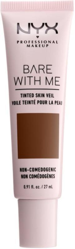 <p>The <span>NYX Professional Makeup Bare With Me Tinted Skin Veil</span> ($13) is the perfect way to embrace skinimalism!</p>