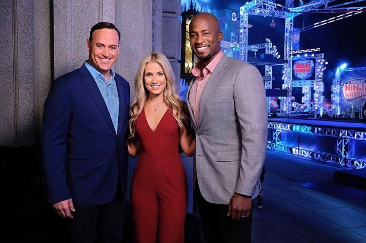 <p>As they gear up for the start of the National Finals shows from Las Vegas, #AmericanNinjaWarrior€™s Matt Iseman, Akbar Gbajabiamila, and Kristine Leahy are taking over Yahoo TV's Instagram for the day. Follow along for a look at their exclusive behind the scenes pics and tune in to see the top athletes of the season compete on Monday, September 4 (8 p.m. ET/PT). </p>