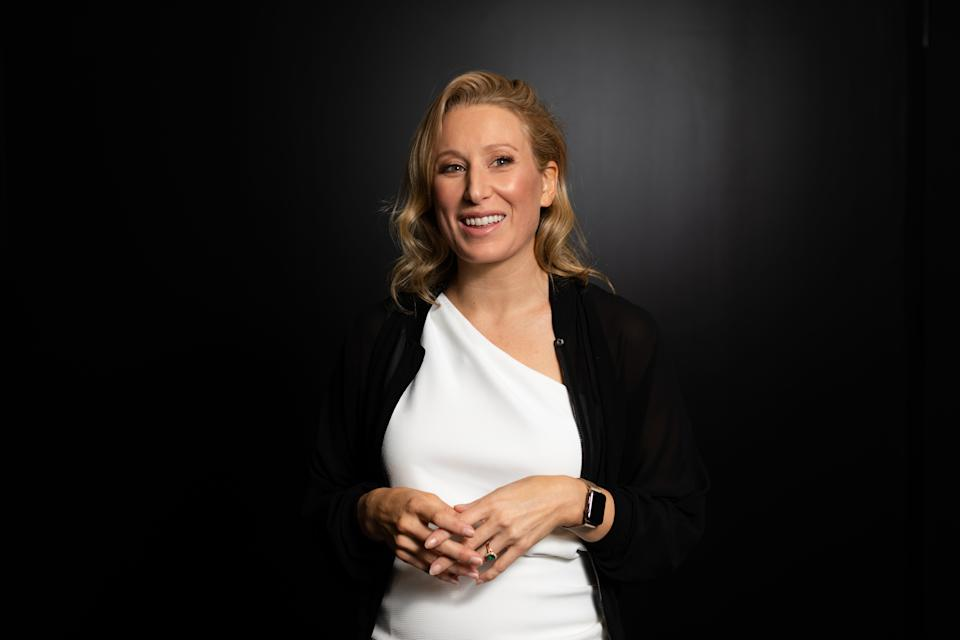 Hayley Warren, CEO Halo Medical Devices. (Source: Yahoo Finance)