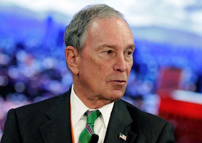 Michael Bloomberg had some critical comments for Obama in 2016. (Photo: Henry Romero / Reuters)