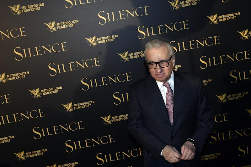 US film director Martin Scorsese says he overcame 'monumental' problems to make his latest film