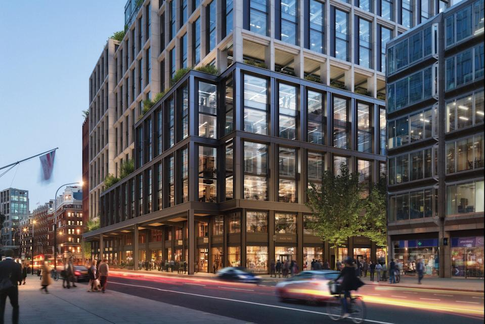 <p>Planning officers at Westminster council have given their backing to plans to demolish the Victoria Street building and replace it with a £750million <a href=