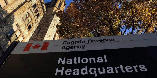 The Canada Revenue Agency headquarters in Ottawa, Nov. 4, 2011. CRA has identified nearly $600 million in unpaid taxes on real estate transactions since it began keeping a closer eye on the British Columbia and Ontario real estate markets in 2015.