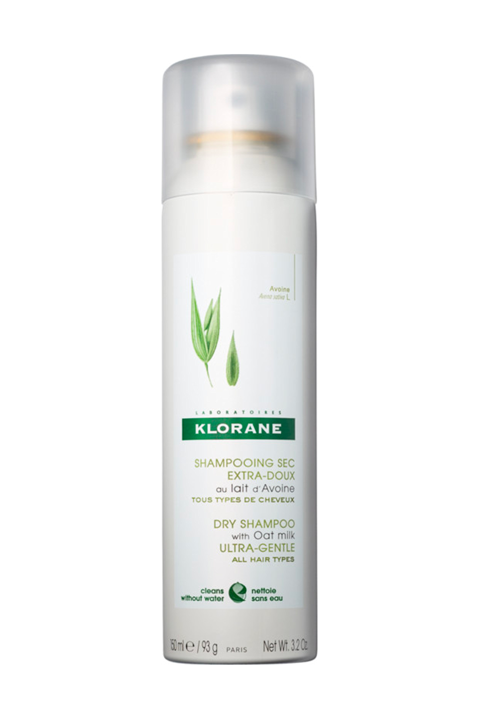 """<p><strong>Klorane</strong></p><p>ulta.com</p><p><strong>$20.00</strong></p><p><a href=""""https://go.redirectingat.com?id=74968X1596630&url=https%3A%2F%2Fwww.ulta.com%2Fdry-shampoo-with-oat-milk-all-hair-types%3FproductId%3DxlsImpprod14811087&sref=https%3A%2F%2Fwww.cosmopolitan.com%2Fstyle-beauty%2Fbeauty%2Fg36131689%2Fbest-dry-shampoos-for-hair%2F"""" rel=""""nofollow noopener"""" target=""""_blank"""" data-ylk=""""slk:Shop Now"""" class=""""link rapid-noclick-resp"""">Shop Now</a></p><p>There's a reason this dry shampoo has remained a cult-favorite for so many years: It's <strong>lightweight, gentle, and it zaps excess oil and shine</strong> without leaving behind a white cast. It's all thanks to the formula's hero ingredient oat milk, which soothes <a href=""""https://www.cosmopolitan.com/style-beauty/beauty/g30896457/dry-scalp-treatment-products/"""" rel=""""nofollow noopener"""" target=""""_blank"""" data-ylk=""""slk:dry, sensitive scalps"""" class=""""link rapid-noclick-resp"""">dry, sensitive scalps</a> with ease.</p>"""