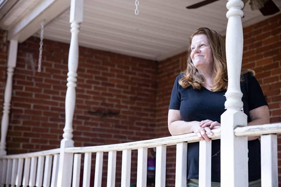 West Charlotte resident Jayne Cook said despite getting COVID twice, nothing could convince her to get vaccinated.