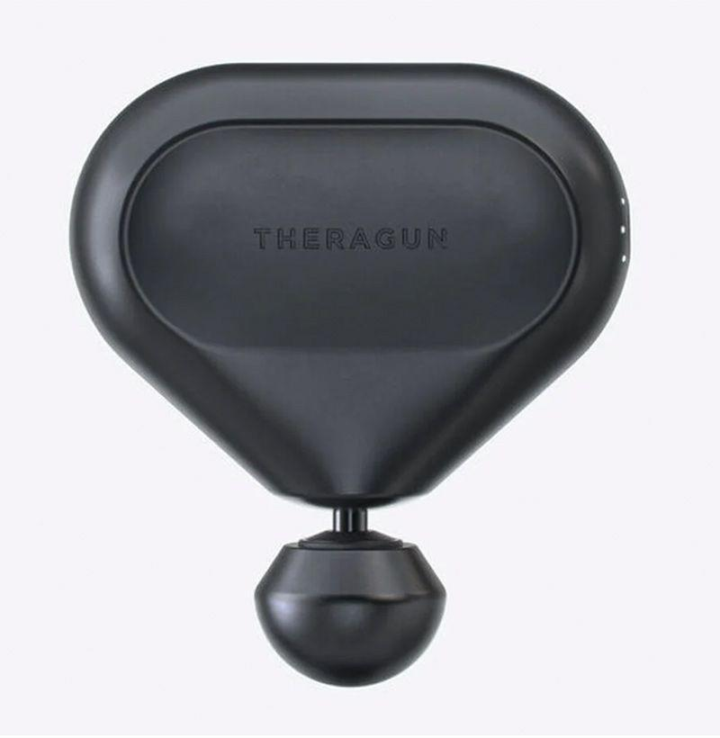 """<p><strong>Theragun</strong></p><p>amazon.com</p><p><strong>$199.00</strong></p><p><a href=""""https://www.amazon.com/Theragun-Mini-Generation-Portable-Treatment/dp/B086Z6LNVS?tag=syn-yahoo-20&ascsubtag=%5Bartid%7C10054.g.18726497%5Bsrc%7Cyahoo-us"""" rel=""""nofollow noopener"""" target=""""_blank"""" data-ylk=""""slk:Buy"""" class=""""link rapid-noclick-resp"""">Buy</a></p><p>A mini <a href=""""https://www.esquire.com/lifestyle/health/g35794954/best-massage-guns-reviews/"""" rel=""""nofollow noopener"""" target=""""_blank"""" data-ylk=""""slk:Theragun"""" class=""""link rapid-noclick-resp"""">Theragun</a> will conveniently massage any and all of her aches and pains away. </p>"""