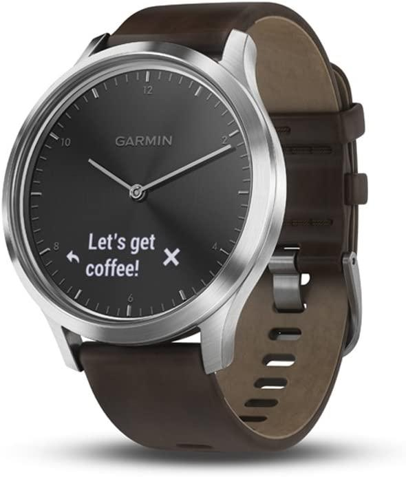 Even a subtle watch can help you make big lifestyle changes. (Photo: Amazon)