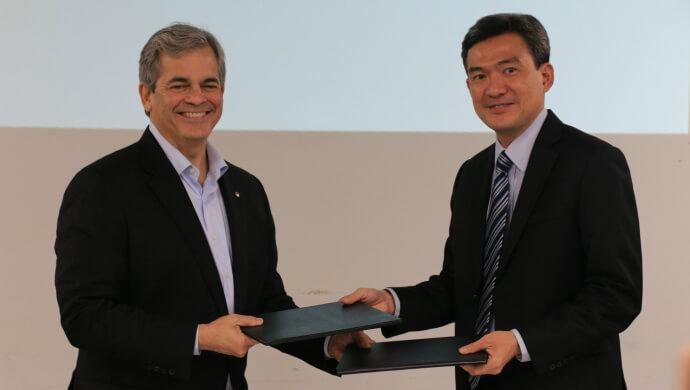 South by Southeast Asia: Singapore's SPRING and City of Austin, Texas sign MOU