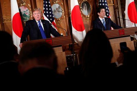 Japan to propose new framework for discussing Pacific trade with Donald Trump