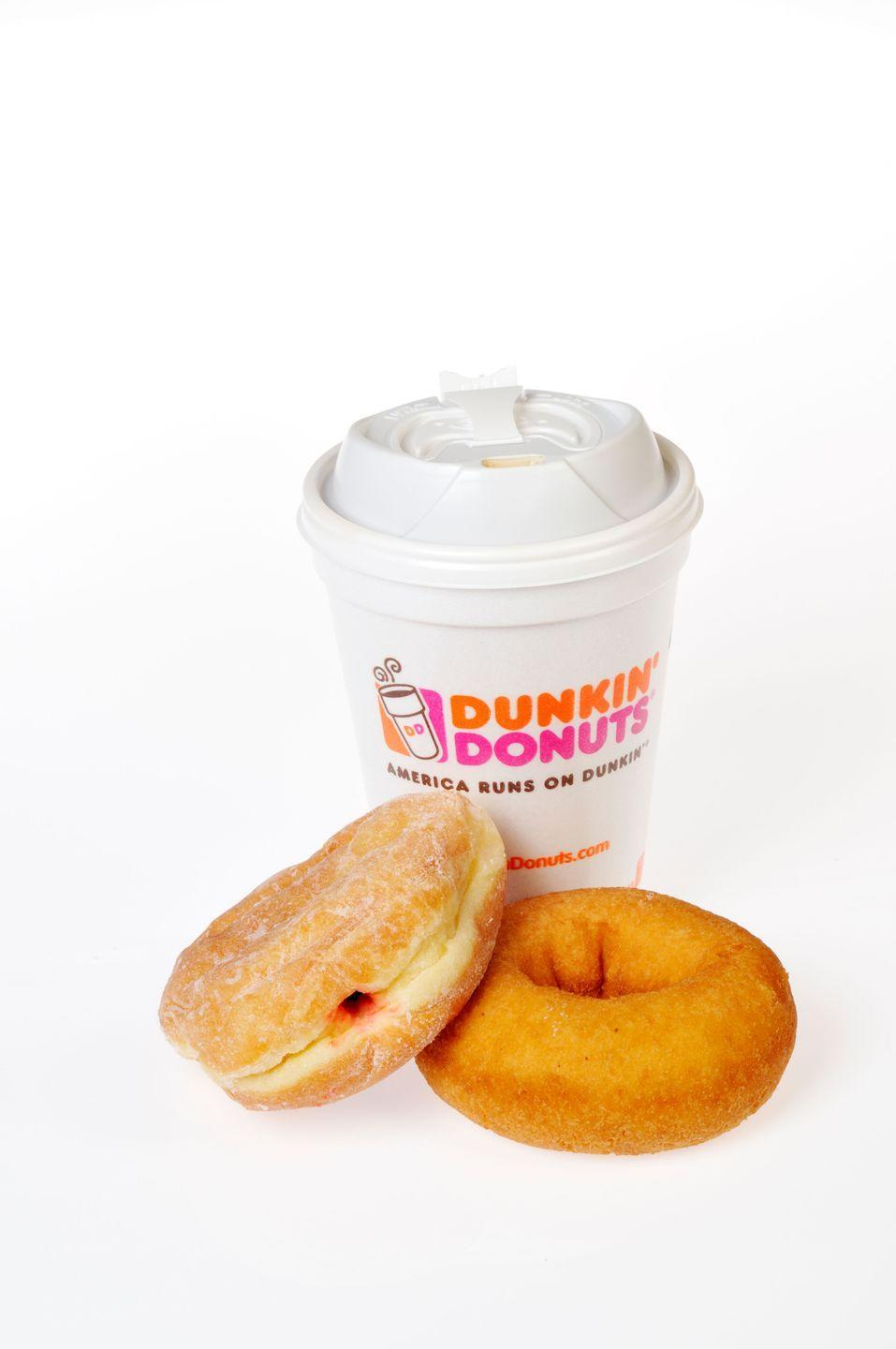 <p>I mean, Dunkin' still makes a mean donut to this day. But back in 1951, a year after the company's inception, everyone was snacking on those frosted doughy delights when the munchies hit.</p>