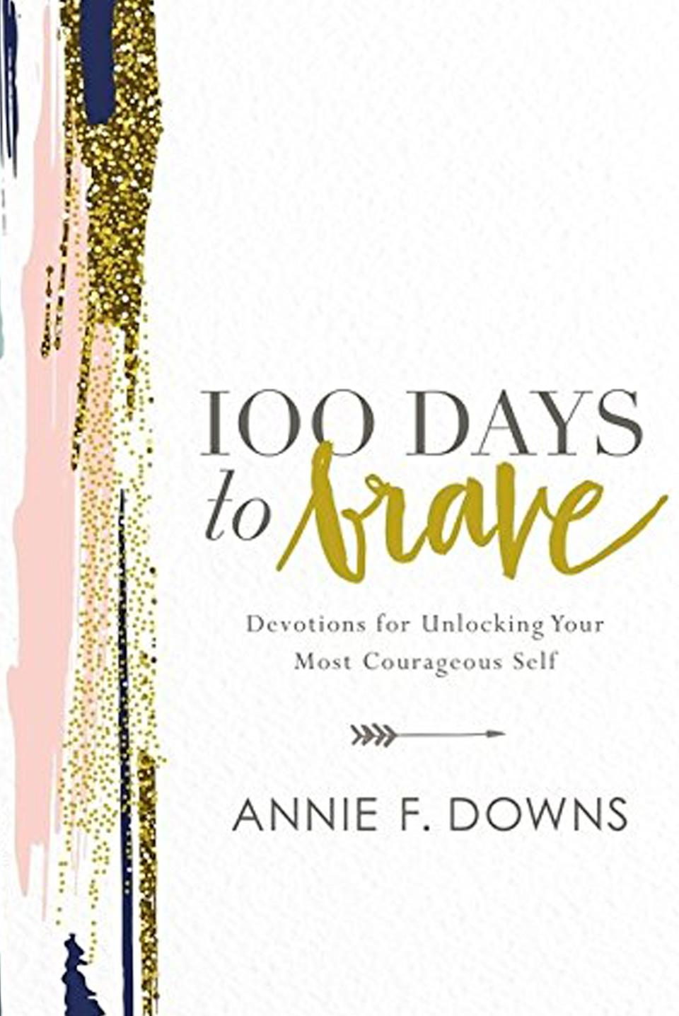 """<p><strong>Zondervan</strong></p><p>amazon.com</p><p><strong>$10.98</strong></p><p><a href=""""http://www.amazon.com/dp/031008962X/?tag=syn-yahoo-20&ascsubtag=%5Bartid%7C10070.g.26315985%5Bsrc%7Cyahoo-us"""" rel=""""nofollow noopener"""" target=""""_blank"""" data-ylk=""""slk:SHOP NOW"""" class=""""link rapid-noclick-resp"""">SHOP NOW</a></p><p>If you're looking for some wild courage in your life, you just might find it in the pages of this devotional. </p><p><strong>Related: </strong><a href=""""https://www.womansday.com/life/entertainment/g25360180/best-christian-movies/"""" rel=""""nofollow noopener"""" target=""""_blank"""" data-ylk=""""slk:The 20 Best Christian Movies to Watch Right Now"""" class=""""link rapid-noclick-resp"""">The 20 Best Christian Movies to Watch Right Now</a></p>"""