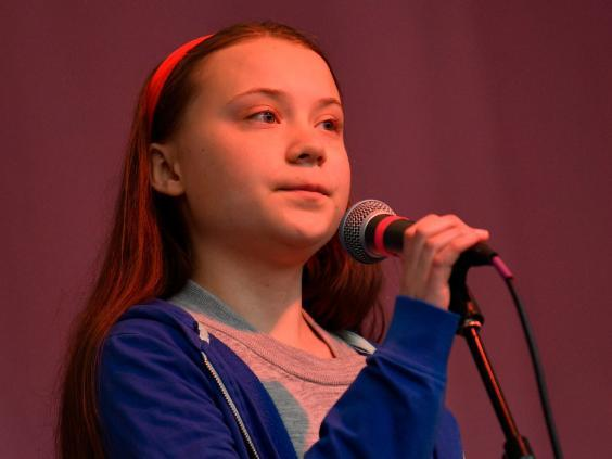 Greta Thunberg says 'gift' of Asperger syndrome helps her see through environment 'lies'
