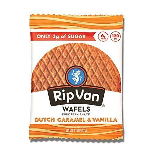 """<p><strong>Rip van Wafels</strong></p><p>amazon.com</p><p><strong>$64.99</strong></p><p><a href=""""https://www.amazon.com/dp/B073FPZ61K?tag=syn-yahoo-20&ascsubtag=%5Bartid%7C10063.g.37661227%5Bsrc%7Cyahoo-us"""" rel=""""nofollow noopener"""" target=""""_blank"""" data-ylk=""""slk:Shop Now"""" class=""""link rapid-noclick-resp"""">Shop Now</a></p><p>If you haven't had a stroopwafel before, add these to your cart ASAP. These sweet goodies are like a gooey waffle sandwich. </p>"""