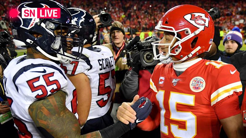 Texans vs. Chiefs score, results: Patrick Mahomes, Clyde Edwards-Helaire power KC
