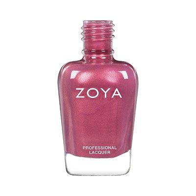 """<p><strong>BUY IT: $10;</strong> <a href=""""https://www.amazon.com/ZOYA-Nail-Polish-MaryAnn-0-5/dp/B07DYML2W1/ref=sr_1_1?ie=UTF8&camp=1789&creative=9325&linkCode=as2&creativeASIN=B07DYML2W1&tag=southlivin04-20&ascsubtag=d41d8cd98f00b204e9800998ecf8427e"""" target=""""_blank"""">amazon.com</a></p> <p>Who says pink is limited to spring and summer? This warm, rosy tone has a glowing chrome finish that's a welcomed change from fall's more neutral shades.</p>"""