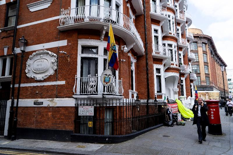 WikiLeaks founder Julian Assange, who spent seven years holed up in Ecuador's embassy in London avoiding extradition to Sweden on rape accusations, was arrested on April 11 after Quito terminated his asylum