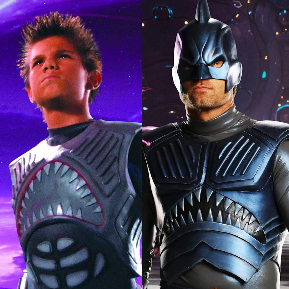 Taylor Lautner Won't Be Returning as Sharkboy in We Can Be Heroes and Twitter Isn't Happy