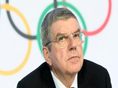 Tokyo Olympics 2020: IOC chief Thomas Bach says it's too early to set deadline for postponed Games