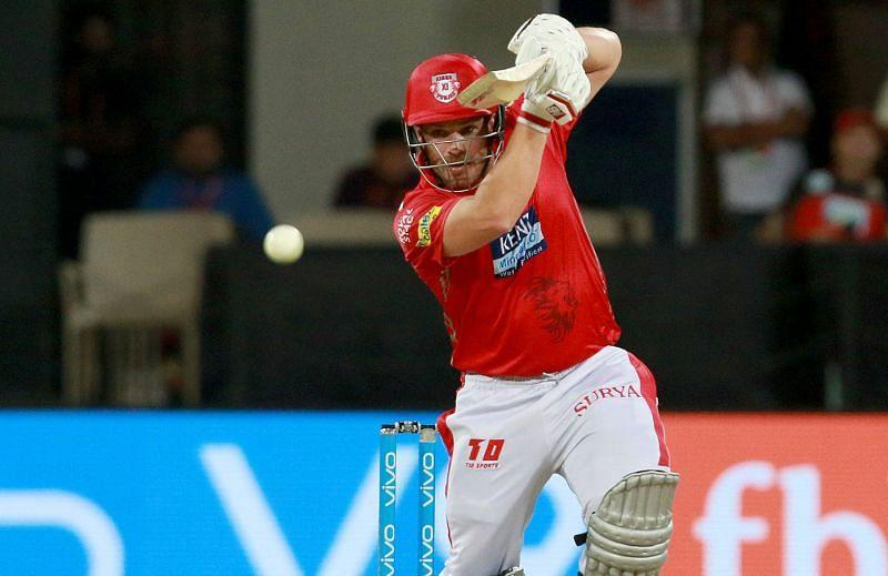 Aaron Finch holds the record for the highest T20I score