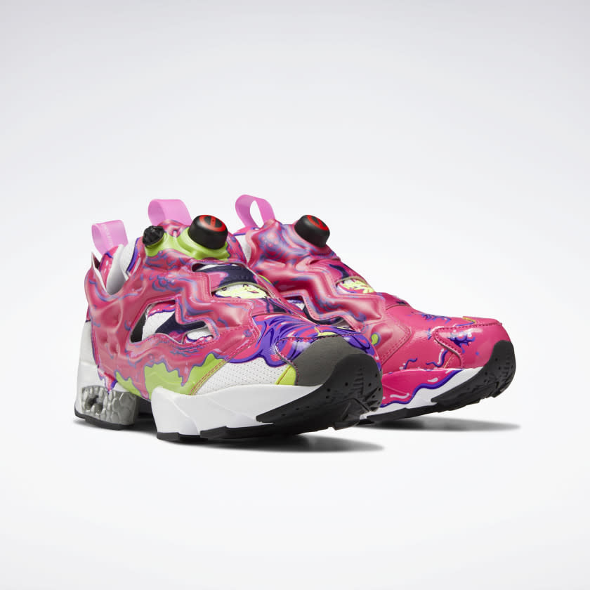 Ghostbusters Instapump Fury Shoes