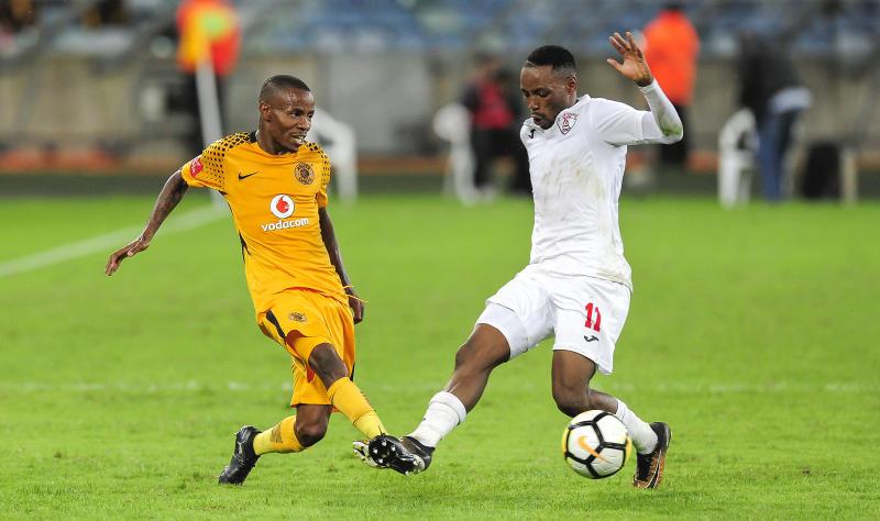 Kaizer Chiefs 0-2 Free State Stars: Ea Lla Koto dump Amakhosi out of the Nedbank Cup