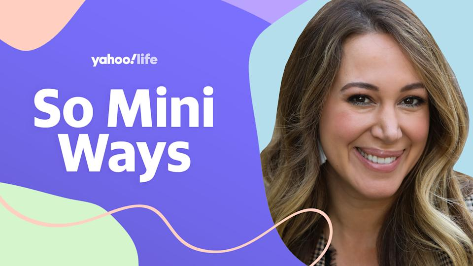Haylie Duff on dealing with picky eaters, tuning out unsolicited parenting advice and nurturing her daughters' sisterly bond. (Photo: Getty Images; designed by Quinn Lemmers)