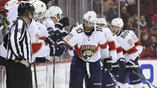 The Panthers played 'desperate' late on the road. The goal now: Quicker starts
