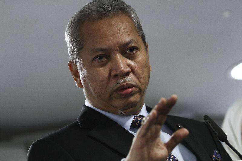 Annuar Musa quits FAM chief race, names Johor prince winner