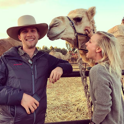 "<p><span>That's quite the love triangle! ""As you can tell from this photo, I truly can't decide who I am more in love with,"" the <em>Big Bang Theory</em> star said of her beau, Karl Cook, and an apparently very attractive camel. (Photo: <a href=""https://www.instagram.com/p/BXQBLT5Fa8X/?taken-by=normancook"" rel=""nofollow noopener"" target=""_blank"" data-ylk=""slk:Kaley Cuoco via Instagram"" class=""link rapid-noclick-resp"">Kaley Cuoco via Instagram</a>)</span> </p>"