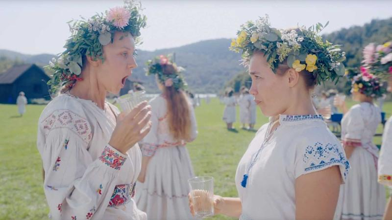 Florence Pugh in Midsommar (credit: A24)