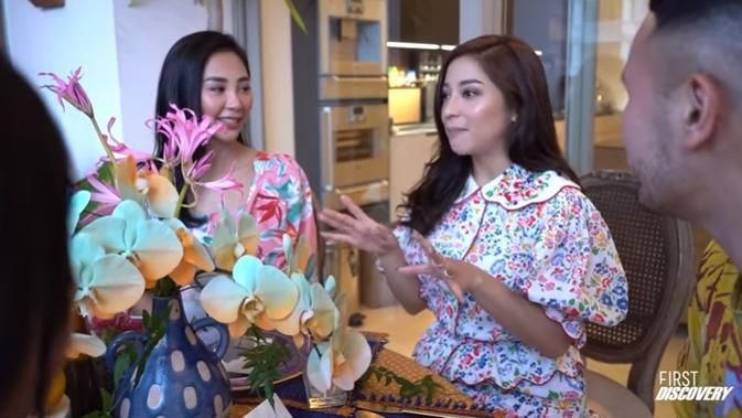 Bridal shower Nikita Willy (Sumber: YouTube/Nikita Willy Official)