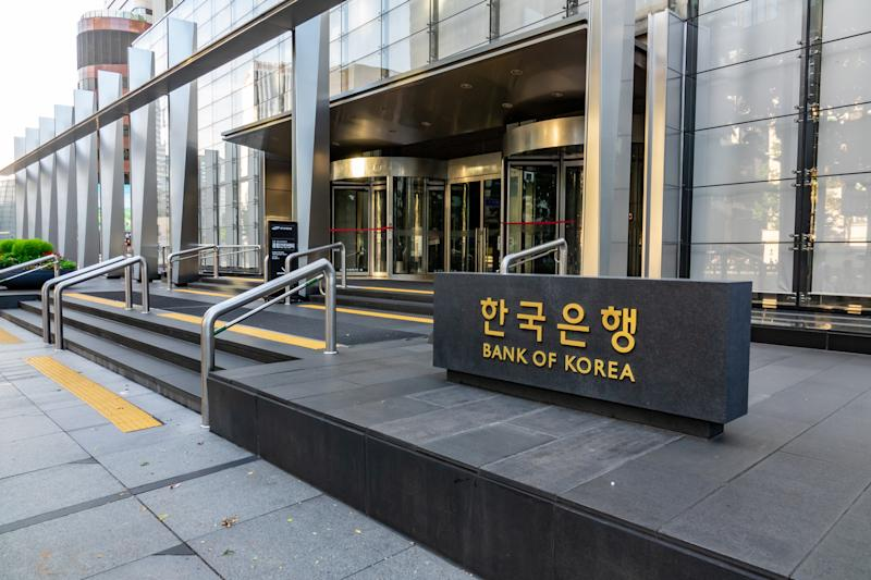South Korea's Central Bank Is Building a New Blockchain System for the Bond Market
