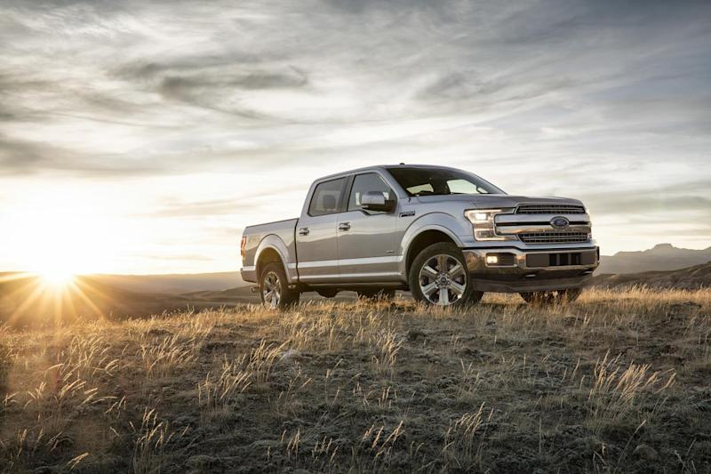 The 2018 Ford F-150 comes with a diesel option.