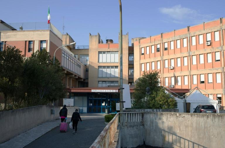 The hospital in Locri in southern Italy has long been beset by problems