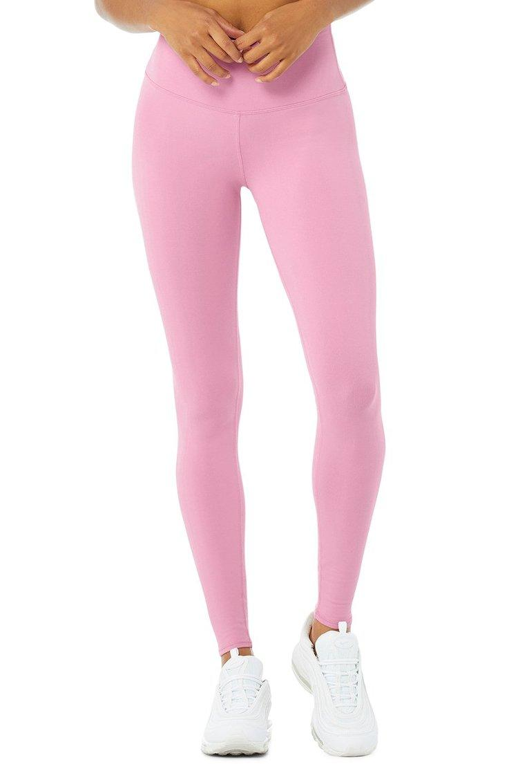 High-Waist Airbrush Legging - Alo Yoga.