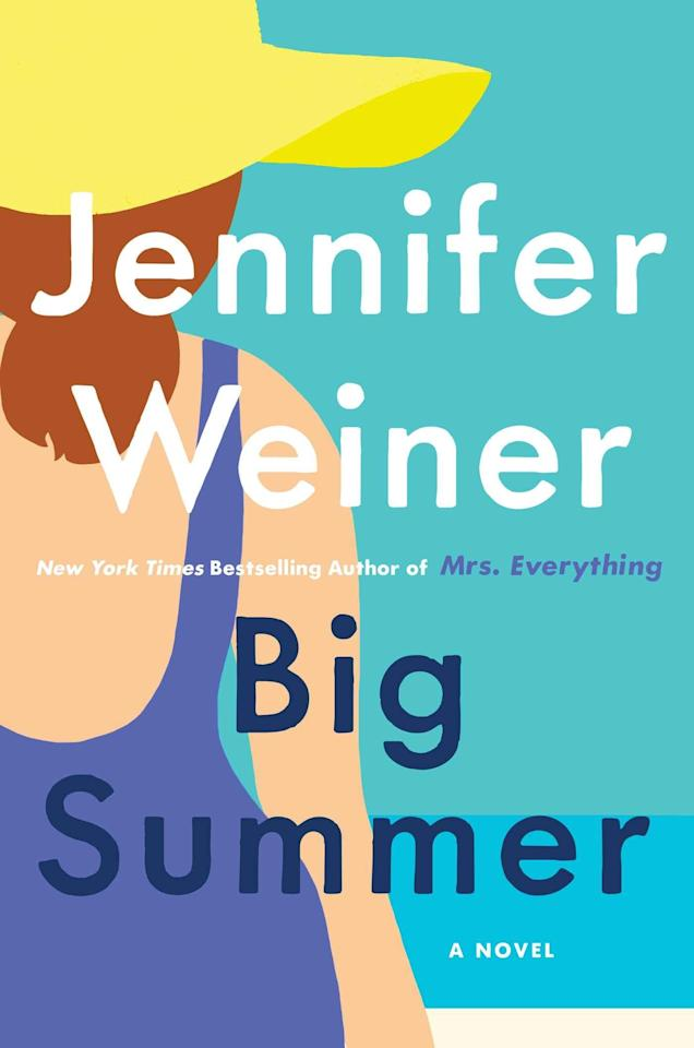 """<p><a href=""""https://www.popsugar.com/buy?url=https%3A%2F%2Fwww.amazon.com%2FBig-Summer-Novel-Jennifer-Weiner%2Fdp%2F1501133519%2F&p_name=%3Cstrong%3EBig%20Summer%3C%2Fstrong%3E&retailer=amazon.com&evar1=buzz%3Aus&evar9=47420392&evar98=https%3A%2F%2Fwww.popsugar.com%2Fentertainment%2Fphoto-gallery%2F47420392%2Fimage%2F47420587%2FBig-Summer-by-Jennifer-Weiner&list1=books%2Cmust%20reads&prop13=api&pdata=1"""" rel=""""nofollow"""" data-shoppable-link=""""1"""" target=""""_blank"""" class=""""ga-track"""" data-ga-category=""""Related"""" data-ga-label=""""https://www.amazon.com/Big-Summer-Novel-Jennifer-Weiner/dp/1501133519/"""" data-ga-action=""""In-Line Links""""><strong>Big Summer</strong></a> by Jennifer Weiner is the book anyone who has been through a friendship breakup needs to read. Daphne Berg hasn't spoken to Drue Cavanaugh once since their friendship imploded six years ago, but then one day Drue arrives at her front door asking Daphne to be her maid of honor. With the lure of a weekend away in picturesque Cape Cod too hard to resist, Daphne says yes, which leads to a funny and tender examination of female friendship in all of its messy glory. </p> <p><em>Out May 5</em></p>"""