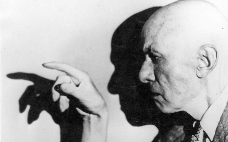 'The wickedest man in the world': Aleister Crowley - Getty