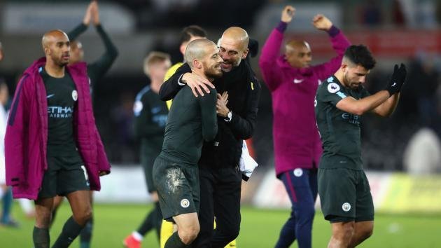 <p>The whole world is smitten - Xavi lauds Guardiola's City</p>